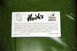 Haith´s Robin Green