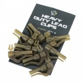 Nash Euro Heavy Duty lead clips