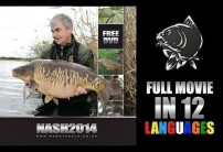 NASH 2014 Carp Fishing DVD FULL MOVIE