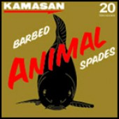 Kamasan ANIMAL Barbed Spades